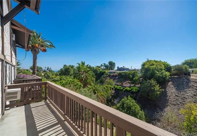 352 S Miraleste Drive #313, San Pedro, CA 90732 (#PV21210008) :: Blake Cory Home Selling Team