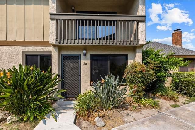 1465 W Cerritos Avenue #20, Anaheim, CA 92802 (#OC21207293) :: Twiss Realty
