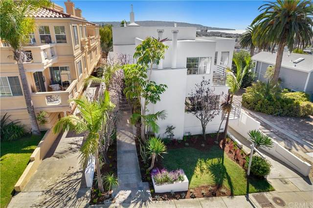918 15th Street, Hermosa Beach, CA 90254 (#SB21210658) :: Blake Cory Home Selling Team