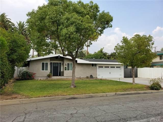909 E Walnut Avenue, Glendora, CA 91741 (#CV21210987) :: Corcoran Global Living