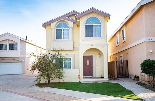 3892 W 117th Street, Hawthorne, CA 90250 (#DW21211178) :: Blake Cory Home Selling Team
