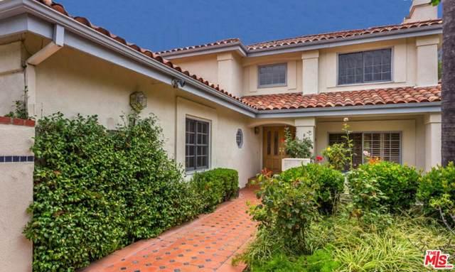 5506 Aura Avenue, Tarzana, CA 91356 (#21786588) :: Corcoran Global Living