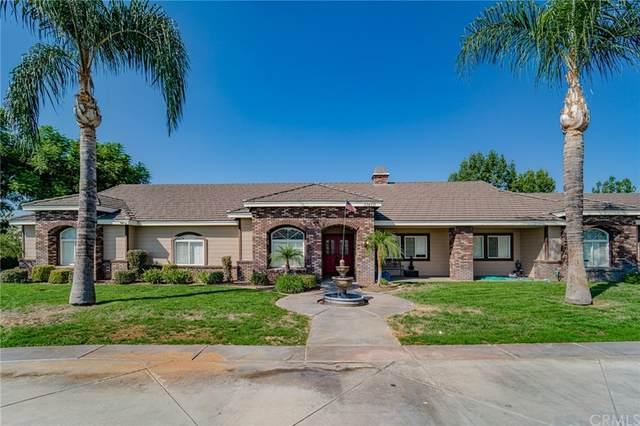 17410 El Mineral Road, Perris, CA 92570 (#DW21211462) :: Blake Cory Home Selling Team