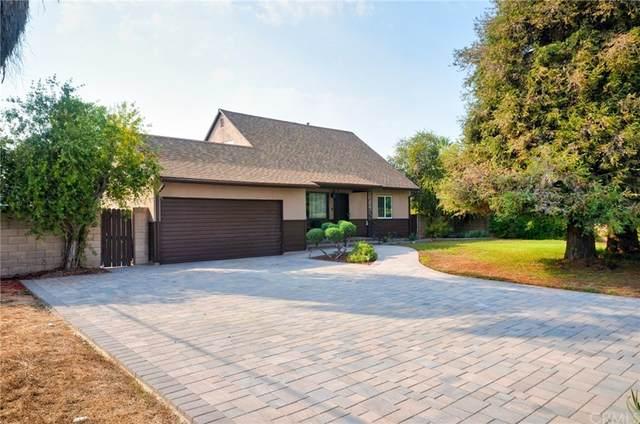 1333 S Walnut Avenue, West Covina, CA 91790 (#AR21211551) :: Corcoran Global Living