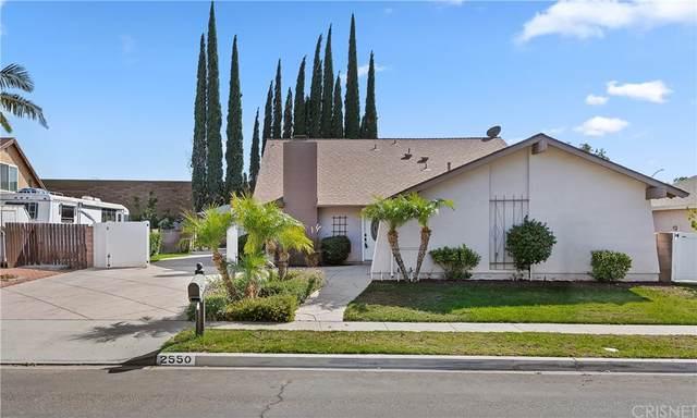 2550 E Woodrow Avenue, Simi Valley, CA 93065 (#SR21211673) :: Zutila, Inc.