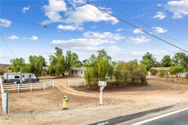 27785 Goetz Road, Canyon Lake, CA 92587 (#EV21210930) :: Necol Realty Group