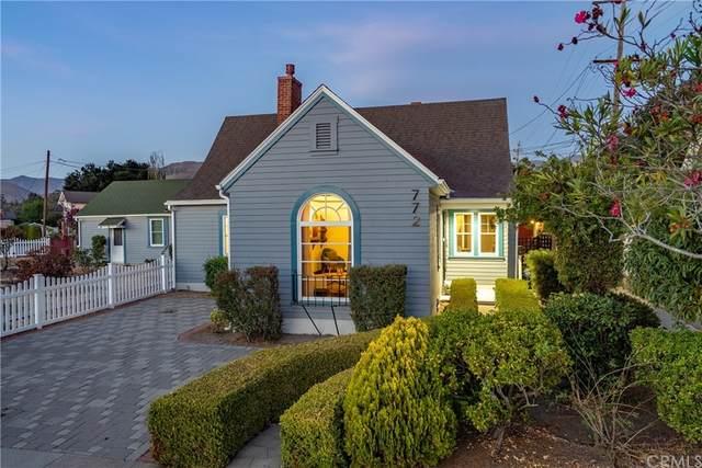 772 Johnson Avenue, San Luis Obispo, CA 93401 (#NS21209989) :: Blake Cory Home Selling Team