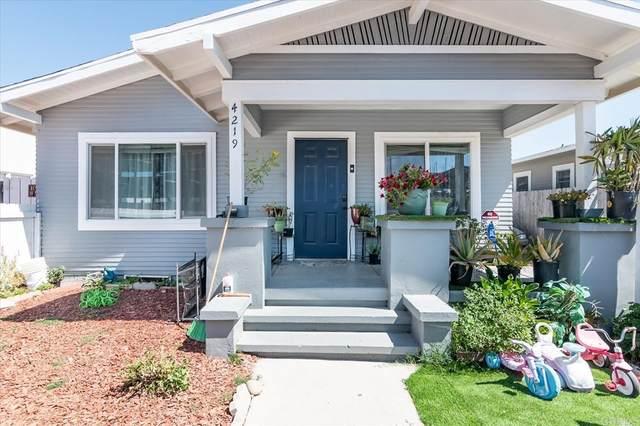 4219 39th Street, San Diego, CA 92105 (#PTP2106780) :: RE/MAX Empire Properties