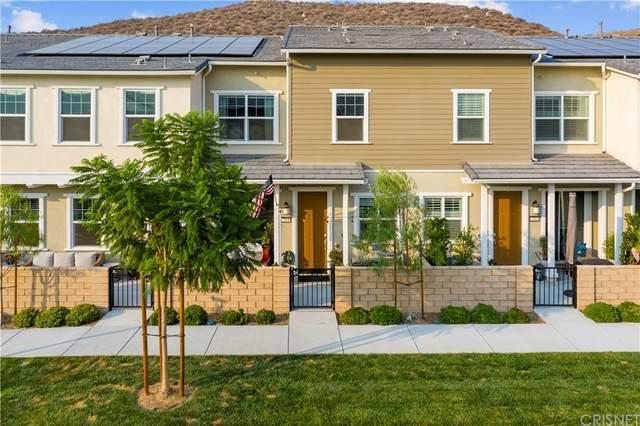 22836 Concord Drive, Saugus, CA 91350 (MLS #SR21212066) :: ERA CARLILE Realty Group