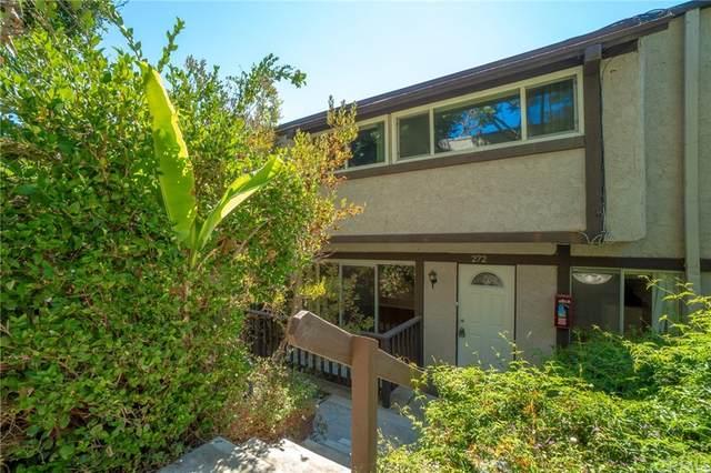 340 S Miraleste Drive #272, San Pedro, CA 90732 (#SB21212155) :: Blake Cory Home Selling Team