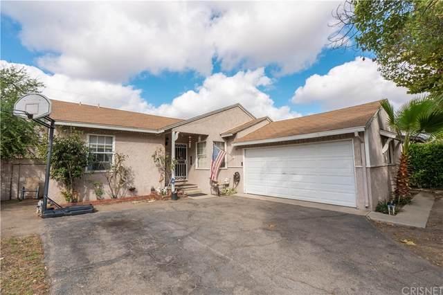 10349 Cedros Avenue, Mission Hills (San Fernando), CA 91345 (#SR21212507) :: The Kohler Group