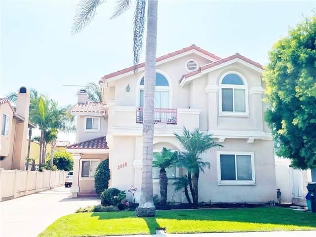 2018 Ernest Avenue A, Redondo Beach, CA 90278 (#SB21213306) :: Go Gabby