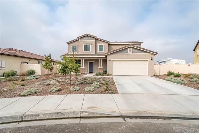 1224 Florence Drive, Mentone, CA 92359 (#SW21213930) :: Blake Cory Home Selling Team