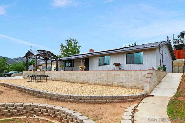 26421 Crescendo, Escondido, CA 92026 (#210027301) :: Blake Cory Home Selling Team