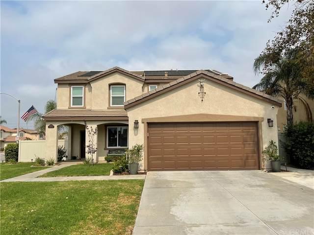 19502 Webster Road, Riverside, CA 92508 (#IV21214537) :: American Real Estate List & Sell