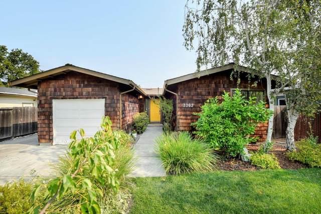 3363 Park Boulevard, Palo Alto, CA 94306 (#ML81864469) :: Zutila, Inc.