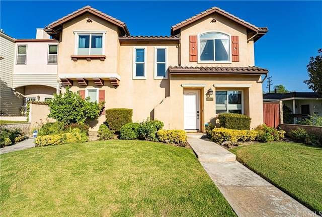 10782 Chestnut Street A, Los Alamitos, CA 90720 (#PW21214490) :: RE/MAX Masters