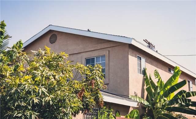 7516 Avalon Boulevard, Los Angeles (City), CA 90003 (#SR21213853) :: COMPASS