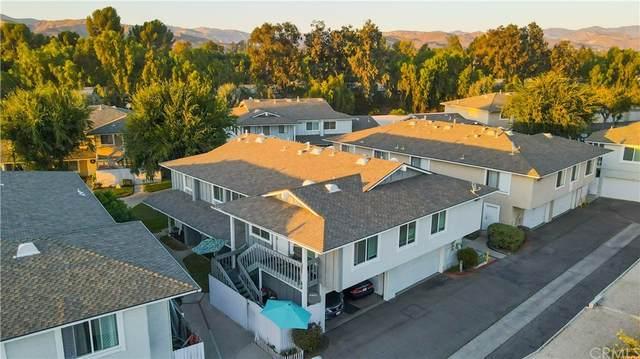 3482 Highwood Court #86, Simi Valley, CA 93063 (#SW21207740) :: Zutila, Inc.