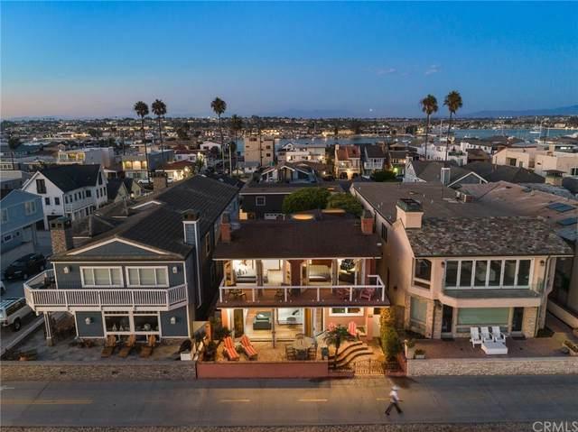 938 W Oceanfront, Newport Beach, CA 92661 (MLS #NP21214441) :: The Zia Group