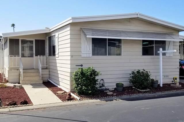 1401 El Norte Parkway #110, San Marcos, CA 92069 (#NDP2111182) :: Latrice Deluna Homes