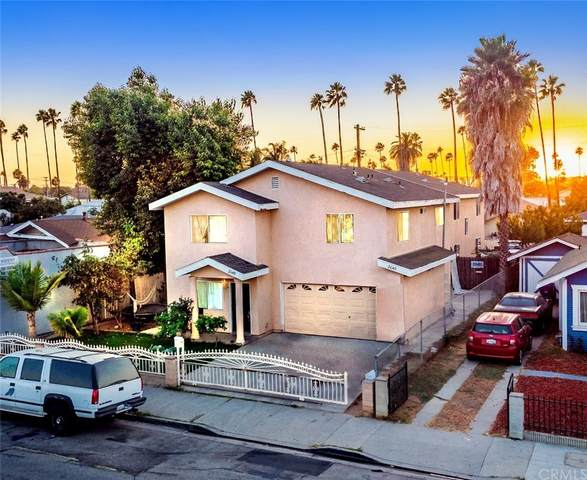 2049 Orange Avenue, Long Beach, CA 90806 (#CV21216344) :: Blake Cory Home Selling Team