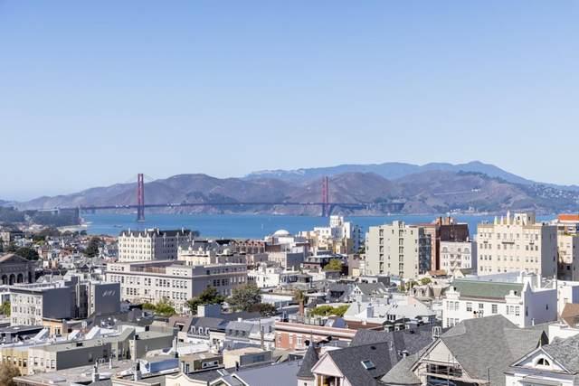 2200 Sacramento Street #905, San Francisco, CA 94115 (#ML81864684) :: Latrice Deluna Homes