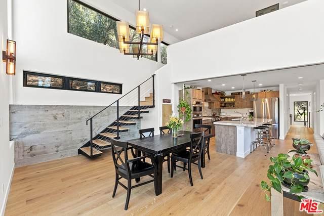 20932 Canyon Trail, Topanga, CA 90290 (#21789174) :: RE/MAX Empire Properties