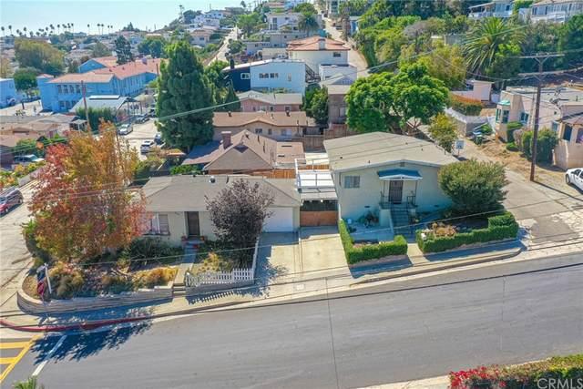 641 W 32nd Street, San Pedro, CA 90731 (#SB21214531) :: The M&M Team Realty