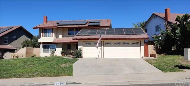 24246 Barley Road, Moreno Valley, CA 92557 (#CV21217213) :: American Real Estate List & Sell