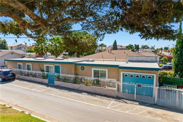 4700 W 166th Street, Lawndale, CA 90260 (#SB21217214) :: RE/MAX Empire Properties