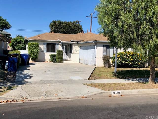 3849 W 170th Street, Torrance, CA 90504 (#SB21217680) :: RE/MAX Empire Properties