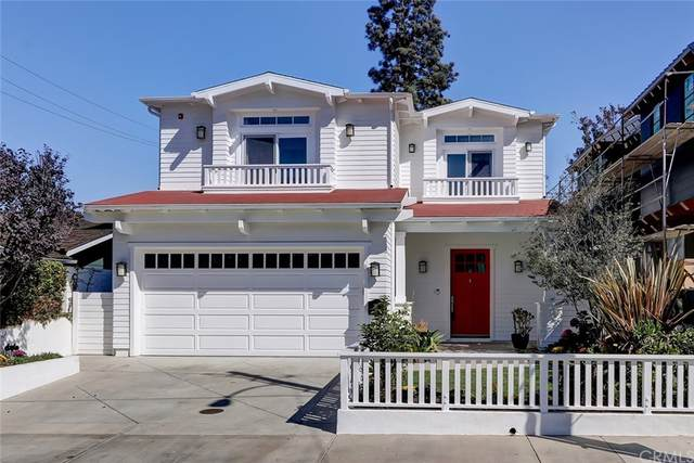 2408 Walnut Avenue, Manhattan Beach, CA 90266 (#SB21207694) :: RE/MAX Empire Properties