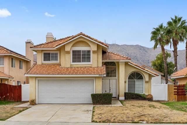 10317 Via Pastoral, Moreno Valley, CA 92557 (#219068310DA) :: American Real Estate List & Sell