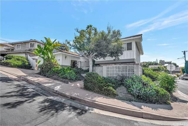 4748 Round Top Drive, Eagle Rock, CA 90065 (#CV21218200) :: Dave Shorter Real Estate