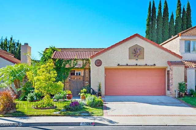 15326 E Benwood Drive, Moorpark, CA 93021 (#221005366) :: RE/MAX Empire Properties