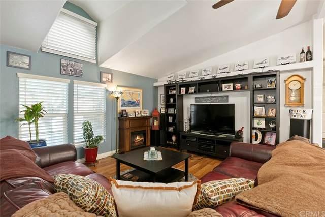 5815 74 E E La Palma Avenue #74, Anaheim, CA 92807 (#SW21218375) :: RE/MAX Empire Properties
