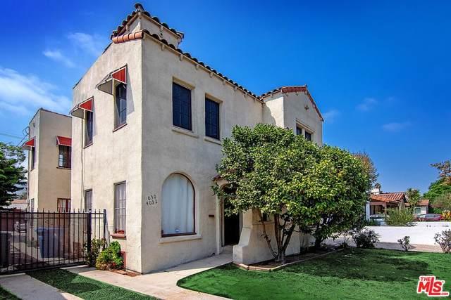 4030 Edenhurst Avenue, Los Angeles (City), CA 90039 (#21790300) :: The Kohler Group