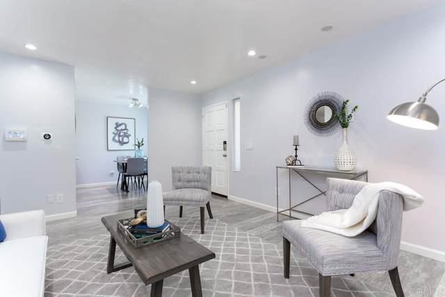 8605 Arminda Circle #6, Santee, CA 92071 (#PTP2106921) :: Blake Cory Home Selling Team