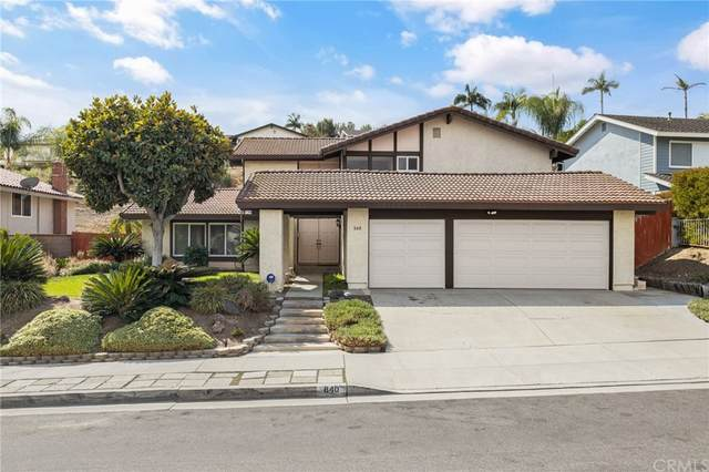 840 Kirkwood Lane, La Habra, CA 90631 (#PW21218831) :: Compass