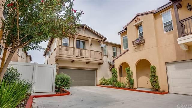 22636 Meyler Street #5, Torrance, CA 90502 (#PW21219329) :: Zutila, Inc.
