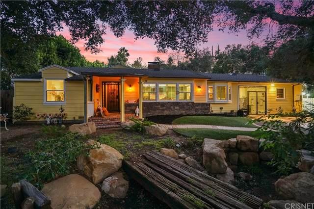 9772 Sunland Boulevard, Shadow Hills, CA 91040 (#SR21219817) :: Robyn Icenhower & Associates