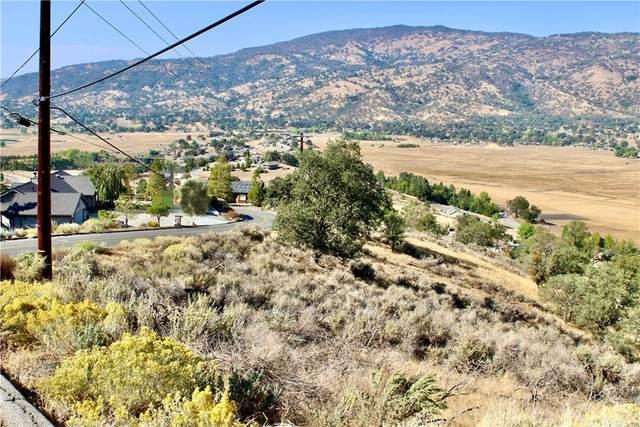 0 Saddleback Drive, Tehachapi, CA 93561 (#SB21219354) :: Necol Realty Group