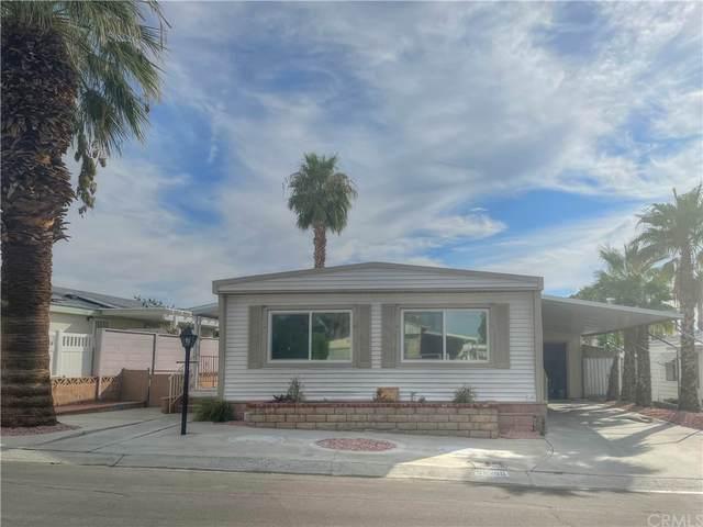 69250 Midpark Drive, Desert Hot Springs, CA 92241 (#CV21220829) :: Necol Realty Group