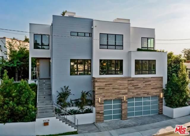 1579 Murray Circle, Los Angeles (City), CA 90026 (#21790764) :: Robyn Icenhower & Associates