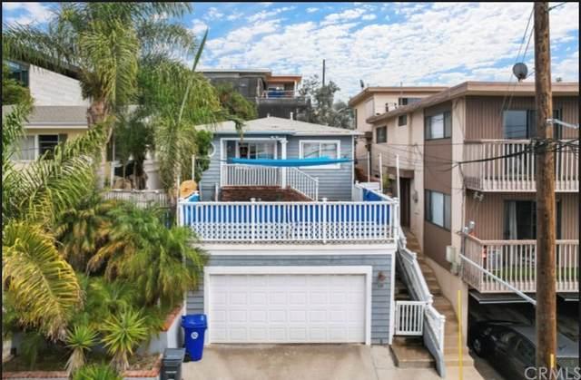 1140 Fisher Avenue, Manhattan Beach, CA 90266 (#PW21220286) :: RE/MAX Empire Properties
