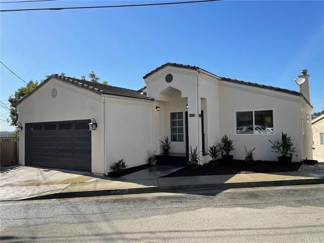 4025 Berenice Place, Montecito Heights, CA 90031 (#CV21221698) :: Latrice Deluna Homes