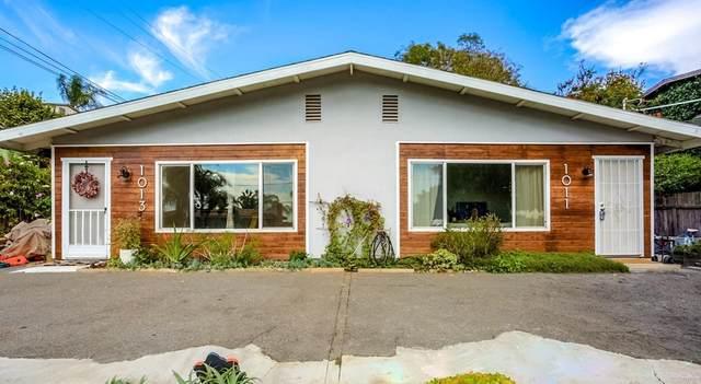 1011 1013 Hygeia Avenue, Encinitas, CA 92024 (#NDP2111444) :: Fox Real Estate Team