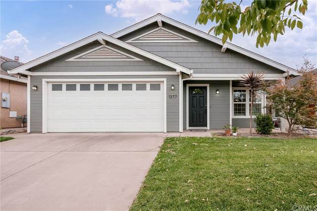 1377 Lucy Way, Chico, CA 95973 (#SN21222138) :: The Laffins Real Estate Team