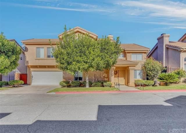 13658 1/2 Dronfield Avenue, Sylmar, CA 91342 (#SR21222423) :: Necol Realty Group